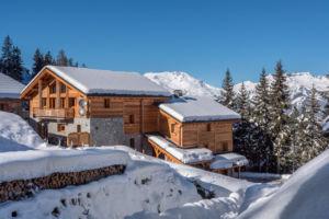 Oxygène Immobilier CHALET LE FLOCON Résidence hiver
