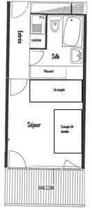 Oxygène Immobilier FRAN0222 Plan