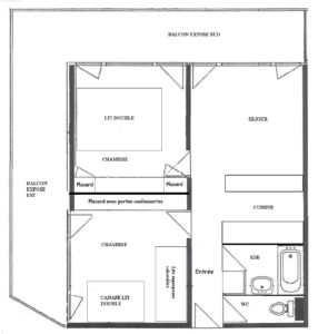 Oxygène Immobilier FRAN0321 Plan