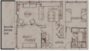 Oxygène Immobilier MTBL0062 Plan