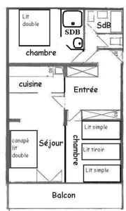 Oxygène Immobilier MTBL0142 Plan