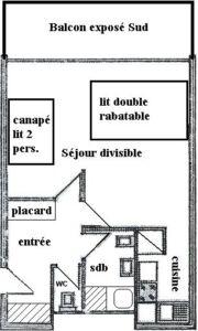 Oxygène Immobilier JANN0801 Plan