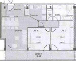 Oxygène Immobilier OREE004D Plan