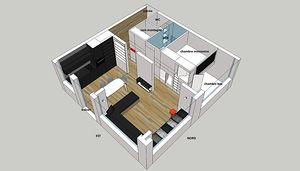 Oxygène Immobilier EVER0083 Plan