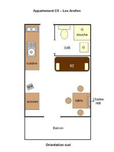 Oxygène Immobilier AROL00C9 Plan