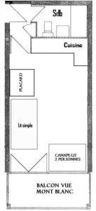 Oxygène Immobilier KILI0037 Plan