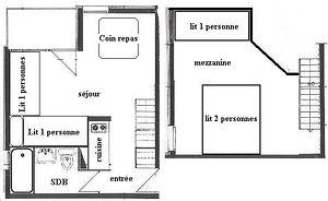 Oxygène Immobilier HAMII0301 Plan