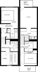Oxygène Immobilier PLSO0014 Plan