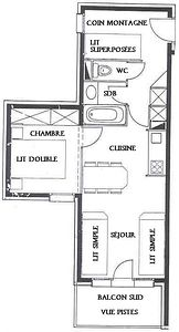 Oxygène Immobilier CALL0101 Plan