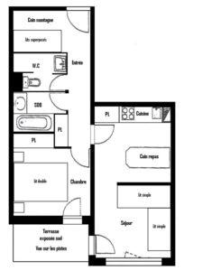 Oxygène Immobilier LICO0207 Plan
