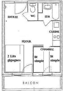 Oxygène Immobilier CERV0308 Plan