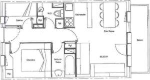 Oxygène Immobilier MTSOB402 Plan