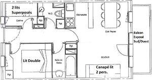 Oxygène Immobilier MTSOB413 Plan