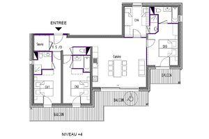 Oxygène Immobilier CARL0002 Plan