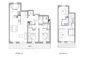 Oxygène Immobilier CARL0004 Plan