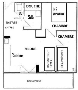Oxygène Immobilier EVER0023 Plan