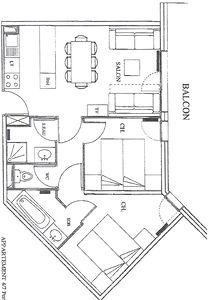 Oxygène Immobilier BALC0267 Plan