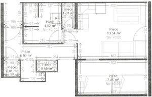Oxygène Immobilier FITZ0002 Plan